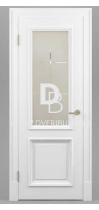 Межкомнатная дверь Е04 Патина / Эффект старения
