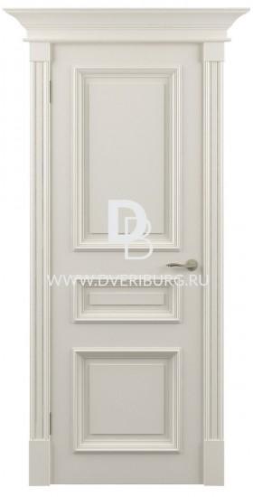 Межкомнатная дверь Е07 с патиной и эффектом старения Серия Е-classic