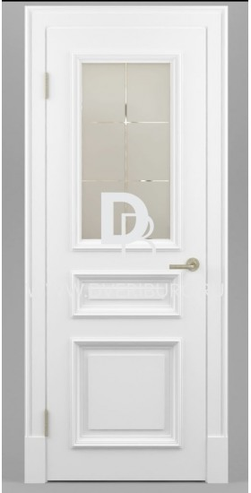 Межкомнатная дверь Е08 Серия Е-classic 2000*600