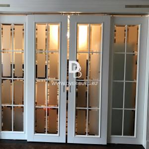 Раздвижные двери L19.1ПО Коллекция Luisa