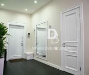 Чем примечательны царговые двери?