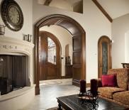 Арки в дизайне дверных проемов