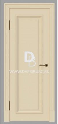Межкомнатная дверь E01 Топленое молоко