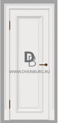 Межкомнатная дверь E01 Белый