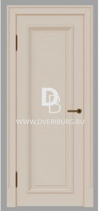 Межкомнатная дверь E01 Слоновая кость