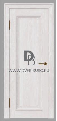 Межкомнатная дверь E01 Беленый дуб