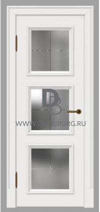 Межкомнатная дверь E10 Белый
