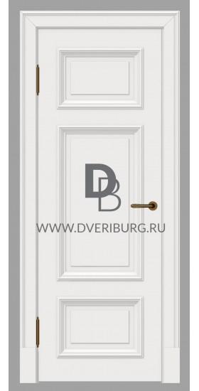Межкомнатная дверь E11 Белый