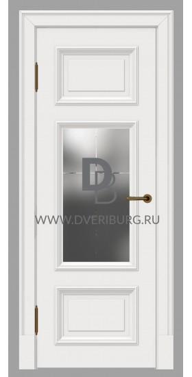 Межкомнатная дверь E12 Белый