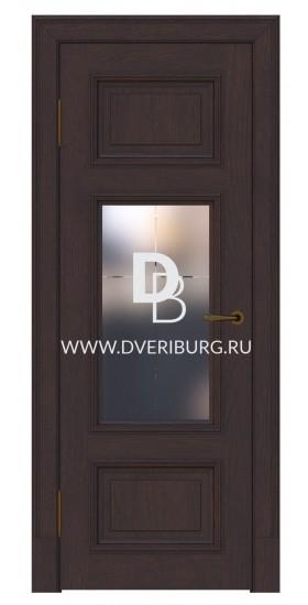 Межкомнатная дверь E12 Венге
