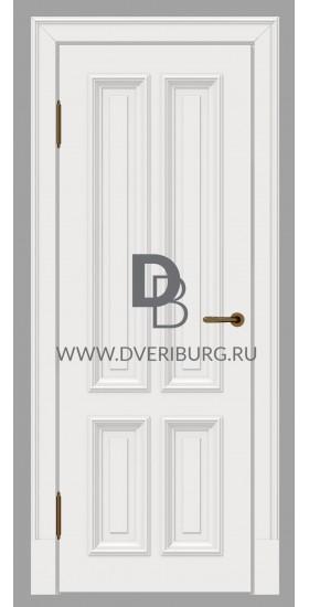 Межкомнатная дверь E13 Белый