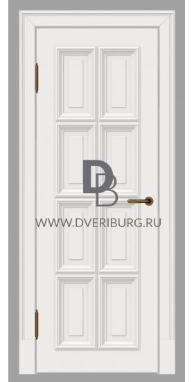 Межкомнатная дверь E15 Белый