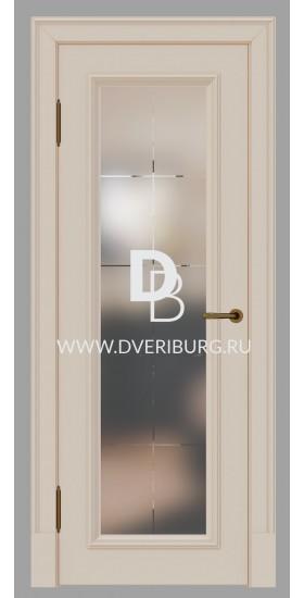 Межкомнатная дверь E02 Слоновая кость