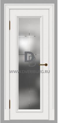 Межкомнатная дверь E02 Белый
