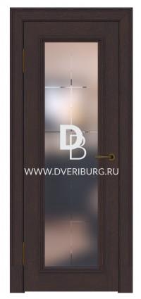 Межкомнатная дверь E02 Венге
