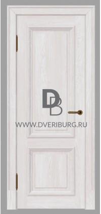 Межкомнатная дверь E03 Беленый Дуб