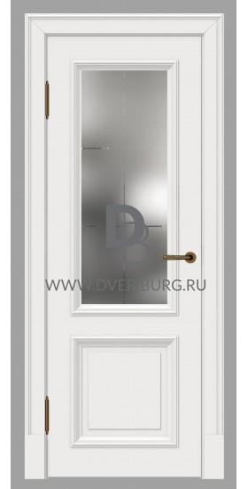 Межкомнатная дверь E04 Белый