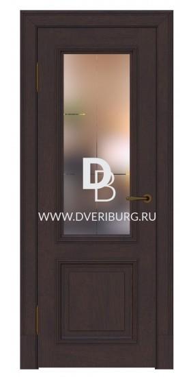 Межкомнатная дверь E04 Венге