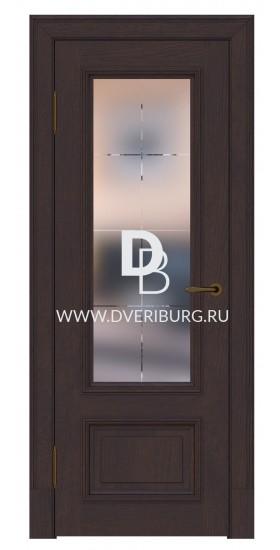 Межкомнатная дверь E06 Венге