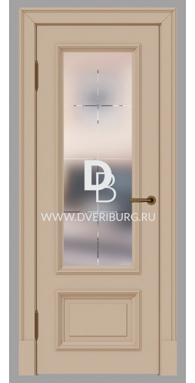 Межкомнатная дверь E06 Tortora
