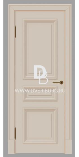 Межкомнатная дверь E07 Слоновая кость