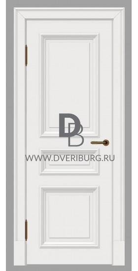 Межкомнатная дверь E07 Белый