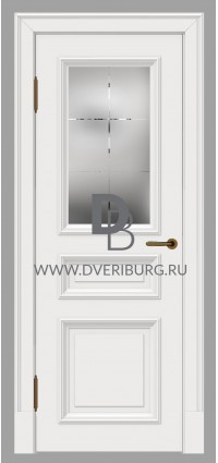 Межкомнатная дверь E08 Белый