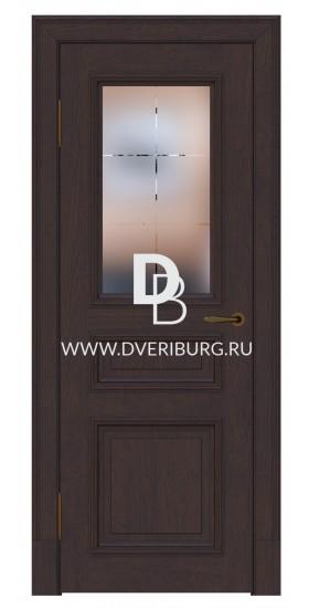 Межкомнатная дверь E08 Венге