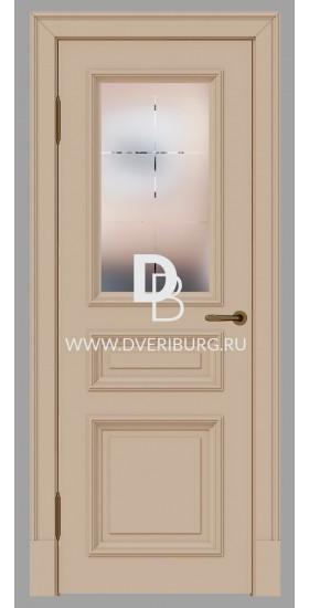 Межкомнатная дверь E08 Tortora