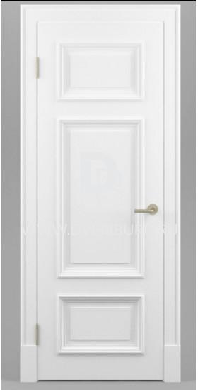 Межкомнатная дверь Е11 с патиной и эффектом старения Серия Е-classic