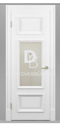 Межкомнатная дверь Е12 Патина / Эффект старения