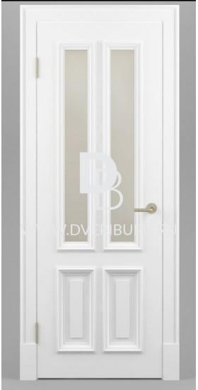 Межкомнатная дверь Е14 с патиной и эффектом старения Серия Е-classic