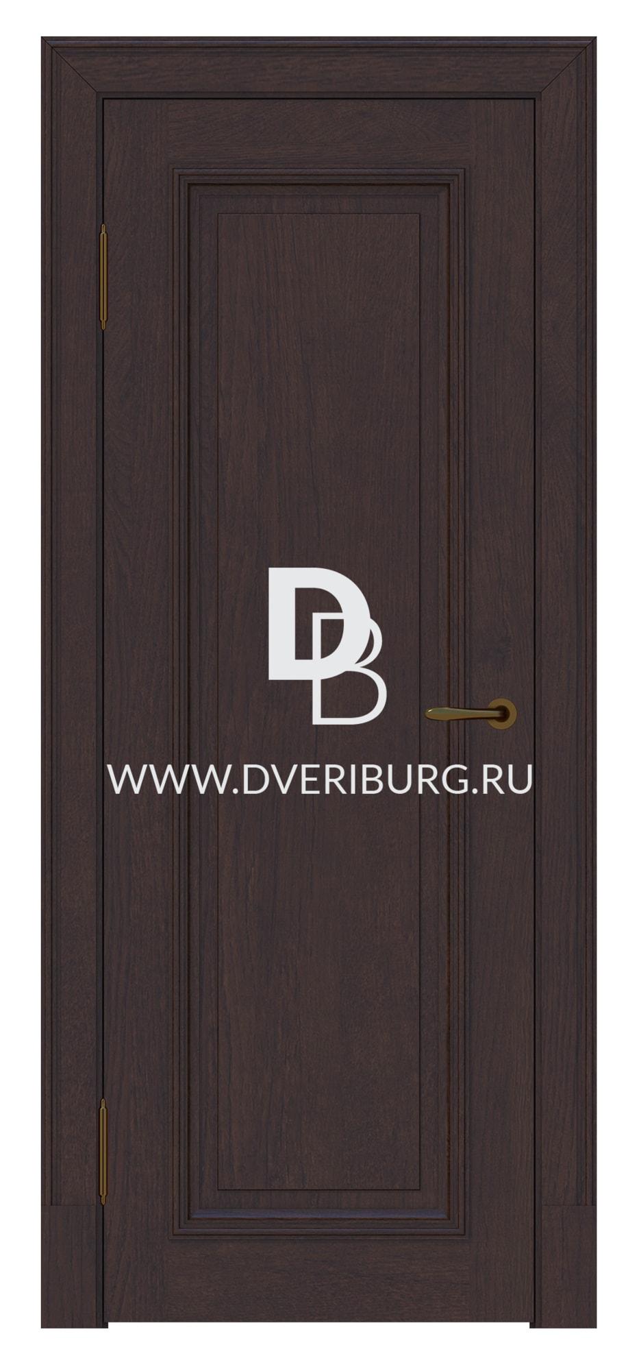 Межкомнатная шпонированная дверь - фото